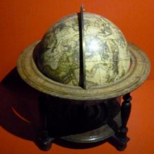 Le globe celeste ( Blaeu )