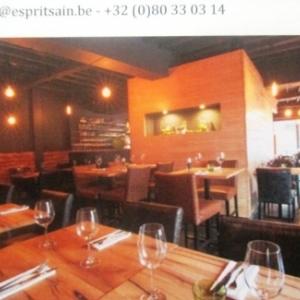 MALMEDY : Hotel  L Esprit Sain