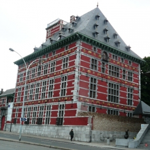 Liege : le pole museal Grand Curtius