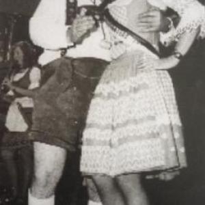 14. José Wergifosse et la reine d'un jour