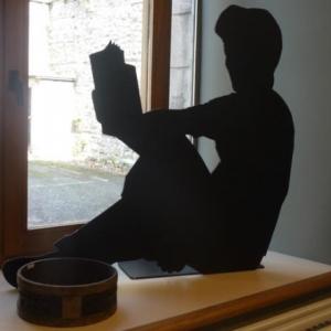 Musee du papier : la lectrice