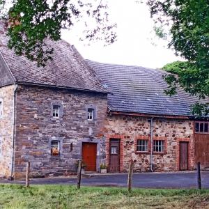 Maison typique de la région