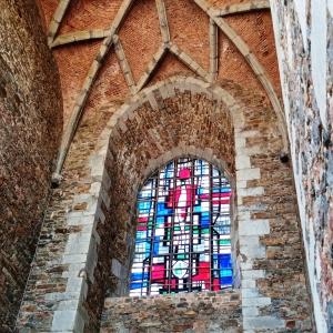 Intérieur de la tour