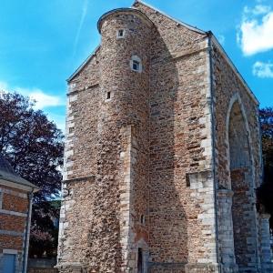 Côté de la tour
