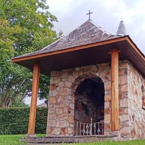 Chapelle à Bellevaux