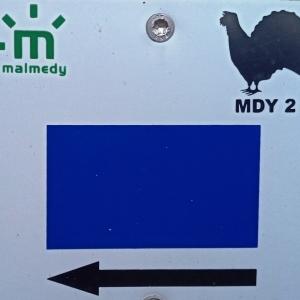Le logo : un coq de bruyère