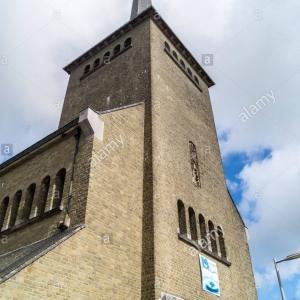 L'église actuelle St Vitus