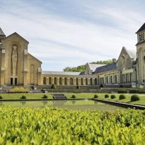 L'abbaye d'Orval, qu'on ne présente plus. © MAXIME ALEXANDRE