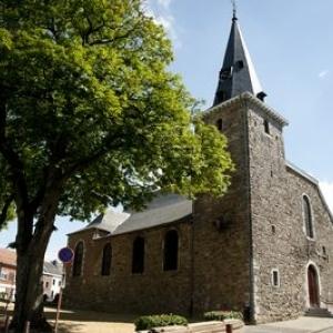 L'église St Antoine de Thimister ( photo L'Avenir )
