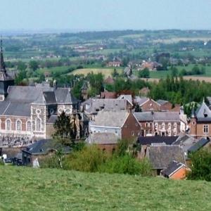 L'église St Jacques de Clermont sur Berwinne