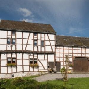 Maison à colombages ( Maison Maraite à Bellevaux - Malmedy )
