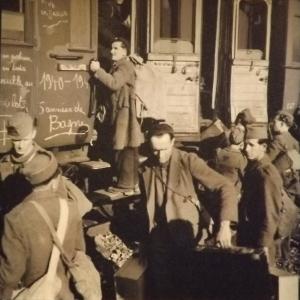 1945 Retour de captivité