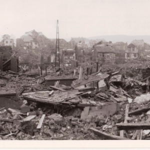St Vith à la fin de la guerre 40 - 45
