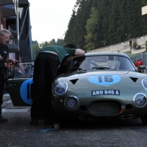 Spa Six Hours. Le meeting.