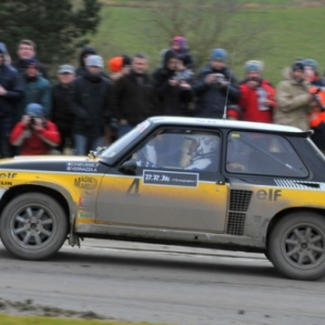 Chieusse-Vernazza - Renault 5 Turbo