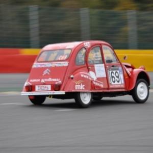 Spa-Francorchamps: 24H02CV