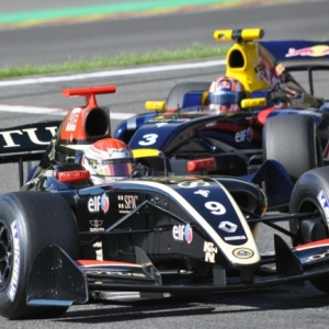 Spa-Francorchamps. World Series by Renault.