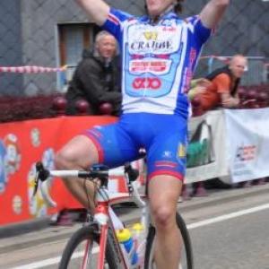 Le nouveau champion provincial 2012, Wouter Leten.