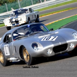 Francorchamps. F 1 Historic – Spa Six Hours.