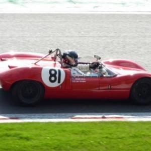 Francorchamps. F1 Historic - Spa Six Hours - 23 au 25 sept 2011.
