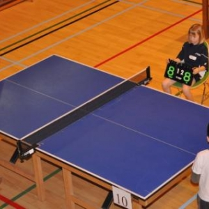 Neufchâteau. Tennis de table. Challenge Raymond Fonck.