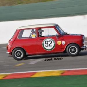 Francorchamps. Spa Summer Classic 2012.