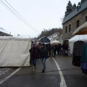Lierneux. Foire de la St-André 2010.
