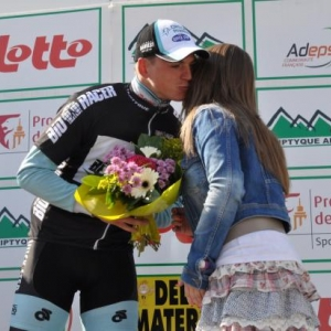 Kjell Van Driessche (Omega Pharma Quick Step) vainqueur final des rush.