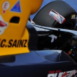 CARLOS SAINZ JR (ESP) - DAMS - FR 3.5