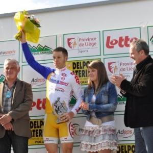 Le vainqueur de l etape