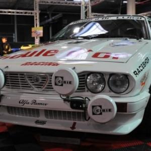 Motorshow Liège 2014