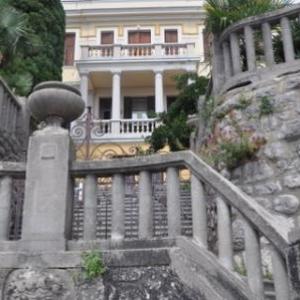 Opatija. Détente en Croatie