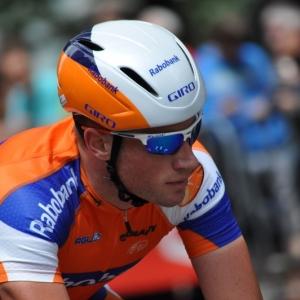 Mark Renshaw, l'australien, ancien poisson pilote de Mark Cavendish.