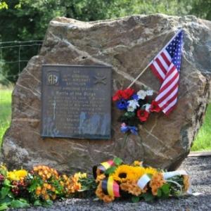 Monument des Americains Bierleux
