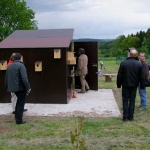 Harzé. Inauguration à l'école communale du Grand Mont