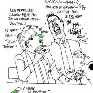 Jean Marc Nollet Wouter Besien