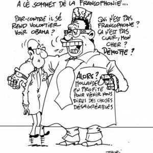 les boullettes de Hollande au sommet.