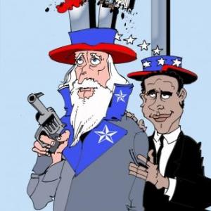 Oncle Sam Obama