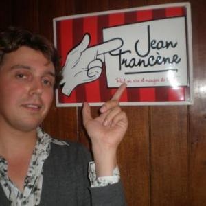 Alex Vizorek chez Jean Trancene