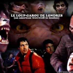 An American Werwolf in London, film culte de John Landis
