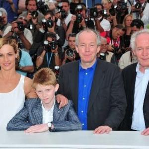 Les realisateurs et leurs acteurs principaux a Cannes
