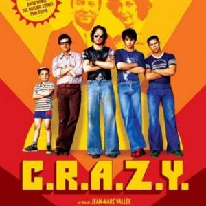 C. R. A. Z. Y.