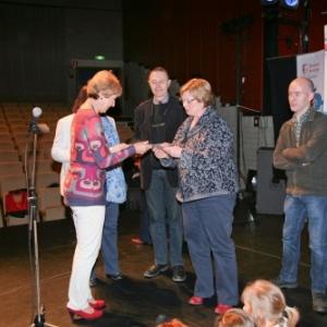 Lingua Podium 2014