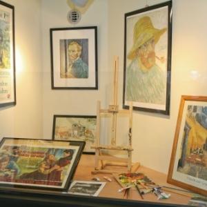 Exposition Camargue Gitans Van Gogh a Arles