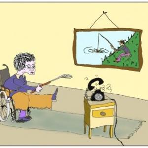 """Handicap, vieillesse et domotique: """"I have a dream…."""""""