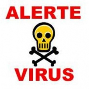 Alerte virus