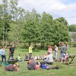 cuisine sauvage et jardinage eco-responsable