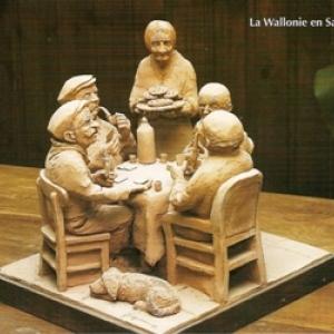 30= La Wallonie en santons