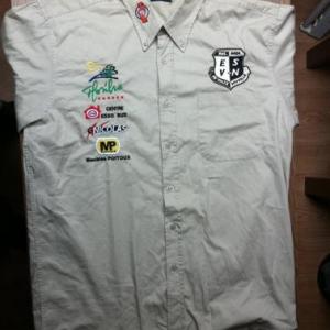 chemises pour ES Vaux-Noville