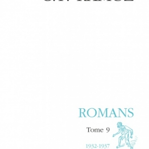 Oeuvres completes de C. F. Ramuz  Editions Slatkine.
